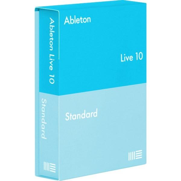 programy do tworzenia muzyk_ableton_live_standard_daw